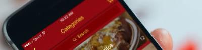 food ordering mobile app development